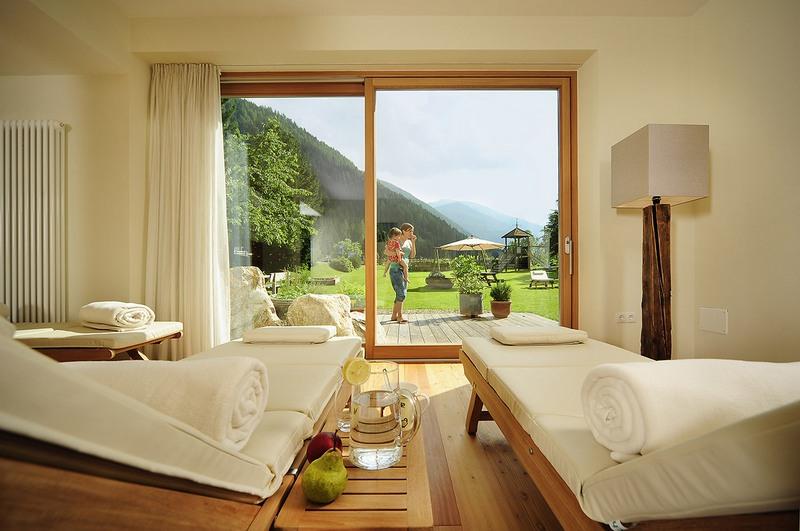 Familienhotel residence st nikolaus st nikolaus for Familienhotel design